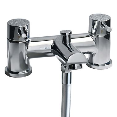 Roper Rhodes Storm Bath Shower Mixer with Contemporary Handset